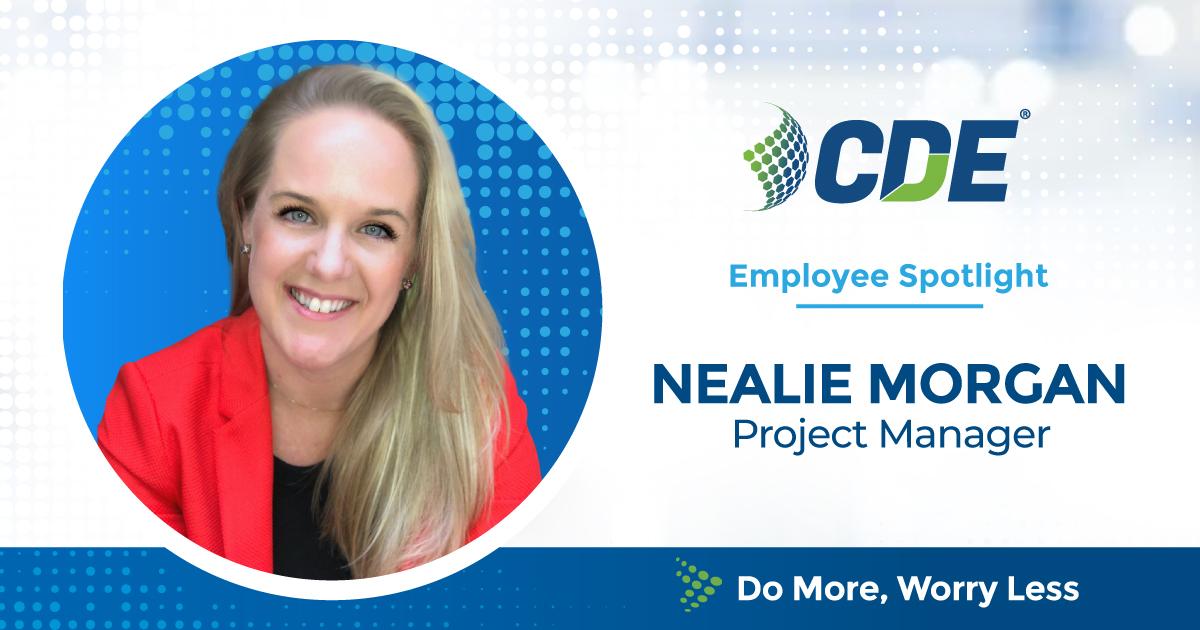 Employee spotlight Nealie Morgan