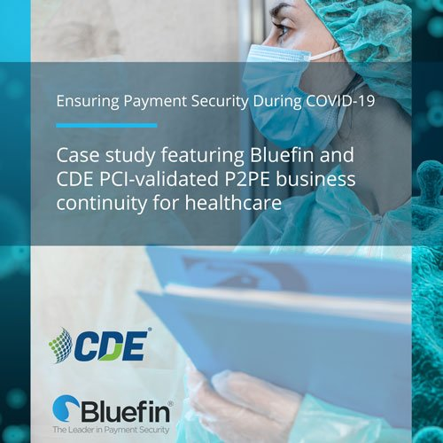 Bluefin and CDE case study